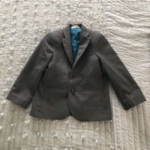 Toodler Grey suit